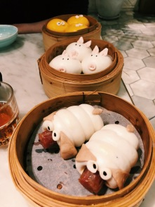 Yum Cha: Hot Dog Buns
