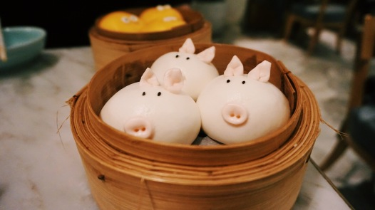 Pork BBQ Buns